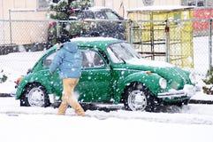 Invierno en Japón Fotos de archivo libres de regalías