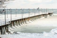 Invierno en OrÅowo Fotos de archivo libres de regalías