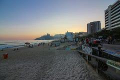 Invierno en Rio de Janeiro - el Brasil Fotos de archivo libres de regalías