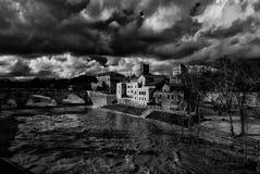 Invierno en Roma foto de archivo libre de regalías