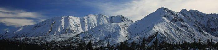 Invierno en Tatra Imágenes de archivo libres de regalías