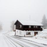 Invierno frío Imagen de archivo libre de regalías
