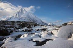 Invierno, Glen Coe Fotos de archivo libres de regalías