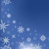 Invierno, la Navidad, modelo del Año Nuevo para la tarjeta Ilustración del Vector