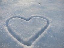 Invierno Nevado Imagenes de archivo