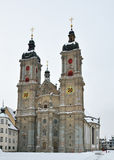 Invierno St Gallen Fotos de archivo libres de regalías