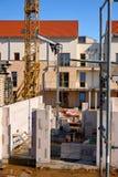 invierta en la construcción de viviendas fotos de archivo libres de regalías