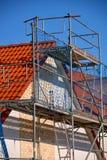 invierta en la construcción de viviendas foto de archivo libre de regalías