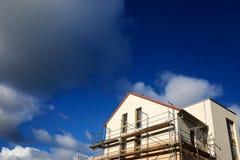 invierta en la construcción de viviendas imagen de archivo