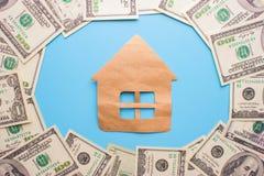 Invierta en propiedades inmobiliarias foto de archivo