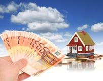 Invierta en propiedades inmobiliarias. fotografía de archivo libre de regalías