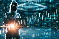 Invierta y concepto del malware imagen de archivo