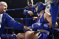 The Invincibles 6 Boxing Gala Royalty Free Stock Photos