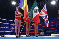 The Invincibles 6 Boxing Gala Stock Image