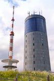 Invio della torre fotografie stock libere da diritti