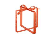 Invisible Gift Box Royalty Free Stock Photos
