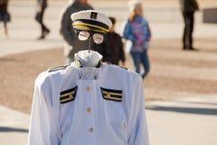Invisible man custome. Stock Photos