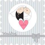 Invitación de boda libre illustration