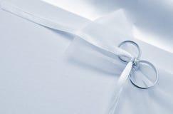 Invitación de boda foto de archivo libre de regalías