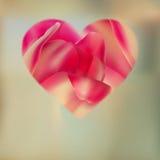 Invitación de boda con floral abstracto. EPS 10 Fotografía de archivo libre de regalías