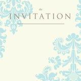 Invitación a la boda Imagen de archivo