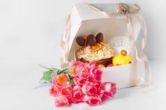 Invitaciones para una Pascua feliz Foto de archivo libre de regalías