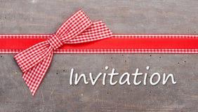 Invitation Stock Images
