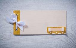 invitation Fotografia de Stock