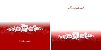 invitation Foto de Stock