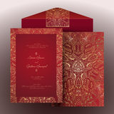 Invitation arabic-2 Photos stock