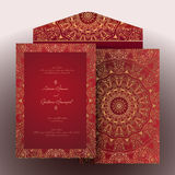 Invitation arabic-2 Image stock