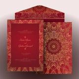 Invitation arabic-2 Photo stock