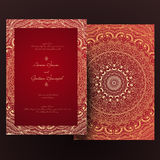 Invitation arabic Royalty Free Stock Images