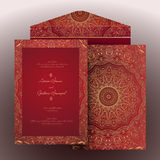 Invitation arabic-2 Stock Photography