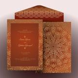 Invitation arabic Stock Photography