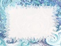 Invitation artistique Image stock