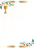 Invitation background royalty free illustration