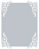 Invitation border / frame Stock Photos