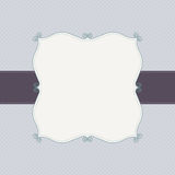 Invitation Border Frame Background Royalty Free Stock Images