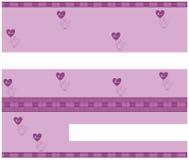 Invitation card Stock Image
