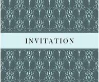 Invitation card Stock Photos