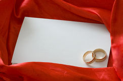 Invitation card Stock Images