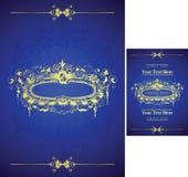 Invitation Card. Illustration of Invitation Card Template Stock Images