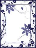 Invitation card background Stock Photo