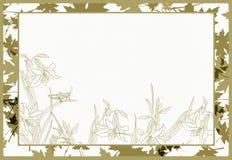 Invitation card background Stock Photography