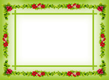 Invitation Card Border/Frame Stock Photography