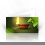 Invitation Card Design, Template Stock Photo