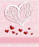 Invitation card design. Royalty Free Stock Photography