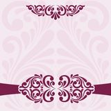 Invitation card. Royalty Free Stock Images