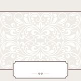 Invitation card. Royalty Free Stock Photos
